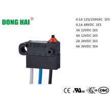 Sealed Micro Switch For Home Appliance